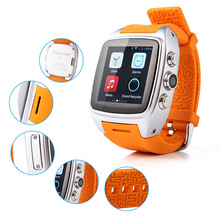GSM smart watch, android smart watch WCDMA, touch display smart watch phone with camera