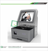 kiosk with modern design touch screen interactive countertop kiosk/touch screen desktop kiosk