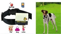 smallest TK201gps tracker collar for pets , personal SOS emergency services, car move and geofence alert, overspeed limit alert