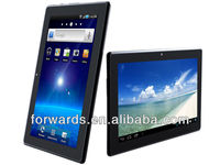 1024*600 IPS LED backlight 7 inch 3G Tablet PC 1G DDR3 1.0GHz Android 4.0 dual camera multi-touch Capacitive screen WiFi
