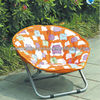 Round bungee moon chair