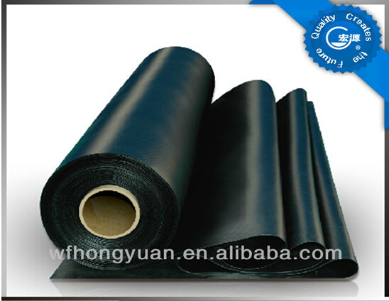 Flexible Roofing Material Rubber Sheet Pond Liner Epdm