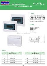 metal home and lighting electric distribution box and switch box