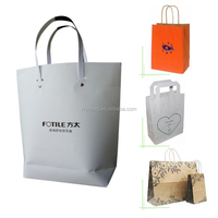 new luxury shopping paper bag for shoes