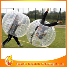 1.2m bubble loopy ball plastic air mattress