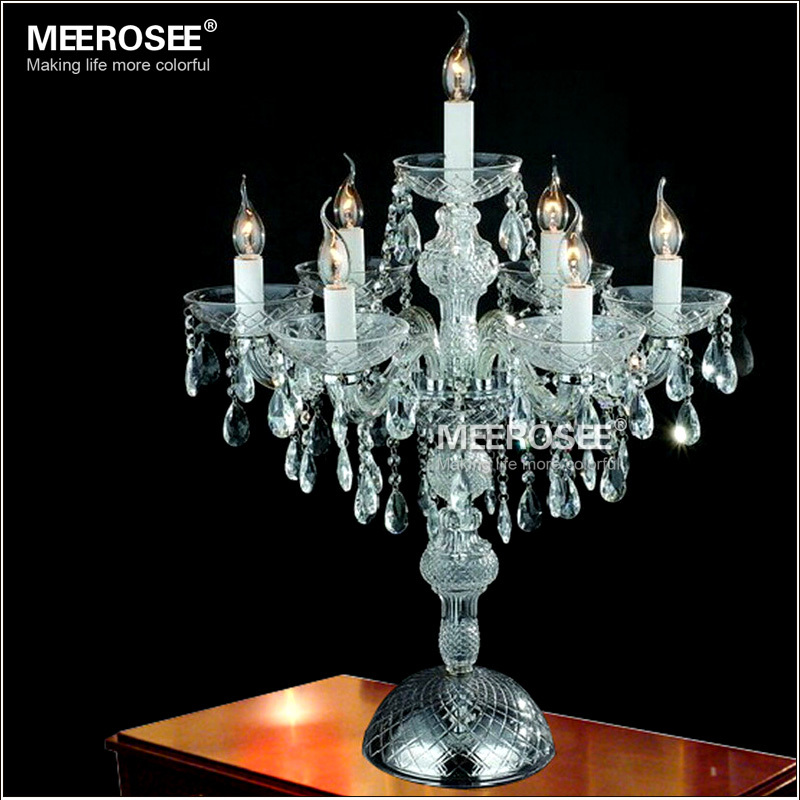 Meerosee crystal table lamp md2630 table light aloadofball Images