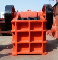 2015 PE 250*400 400*600 500*750 600*900 750*1060 900*1200 1200*1500 Jaw crusher for rock and stone