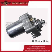 motorcycle engine parts GS125CC motorcycle starting/starter motor for SUZUKI KING MOTORCYCLE
