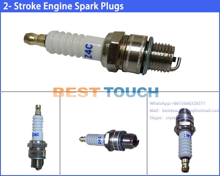 2-stroke-bicycle-engine-kit-part-Spark-plugs