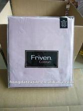 100% cotton white duvet cover set
