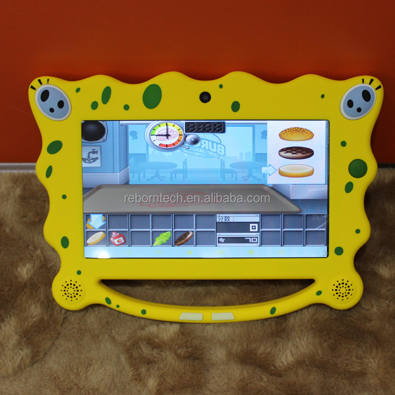New fashion 7 inch kids tablet pc in stock