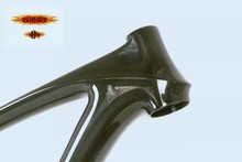 carbonio bici mountian bicicletas telaio mtb telaio in carbonio per la vendita