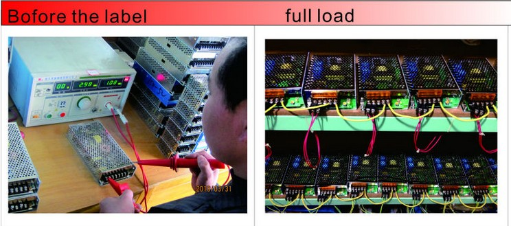 400W 12V 33A AC 110V 220V to DC Voltage Transformer Switch Power Supply for Led Strip LED display billboard Led control