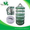 6 layer Detachable Plant Drying Net/Greenhouse shadow netting drying net/hanging drying rack
