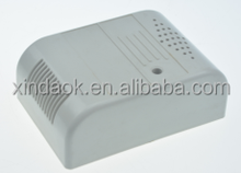 low price electronic shell,plastic shell,plastic box of smoke alarm sensor shell - 55