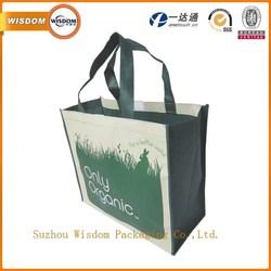 OEM foldable laminated pp non woven bag