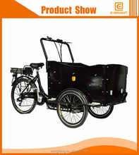front cargo dutch tricycle three wheel bicycle