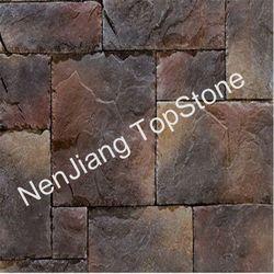 paving stone/cube stone/puzzle cube