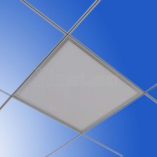 Smooth lighting distribution 600x600 square LED panel light