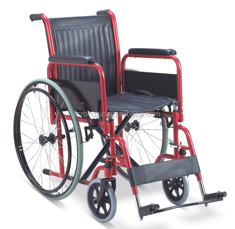 Light Weight Small Handicapped Electric Wheelchair Rj W803