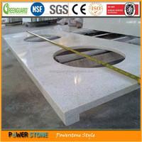 White Sand Quartz Stone Countertops Cheap Price