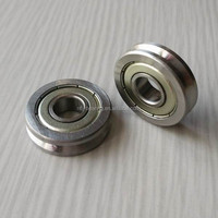 Wire guide roller / Straightening roller bearing A1001zz