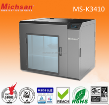 Michsan 3D printer MS-K3410 with Build Size 410*410*410mm made in China