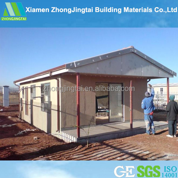 Tiny beautiful cheap modern prefabricated house well for Well designed small houses