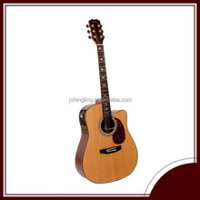 Rosewood acoustic guitar(LFG088CE-41)