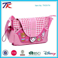 Cute Kids Messenger Bag for School