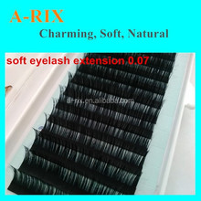 hand made eyelash best quality natural charming lashes extensions 0.07