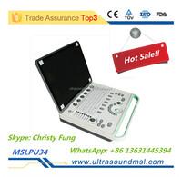 New design handheld ultrasound machine/ ultrasound device for body check (MSLPU34F)