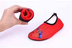 new born baby soft soled toddler shoe with Roma material