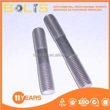 DIN938 double end stud screws, double end stud