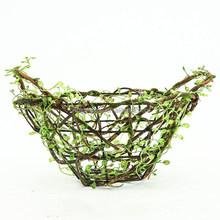 Hot Selling Wholesale Handmade Rattan Basket
