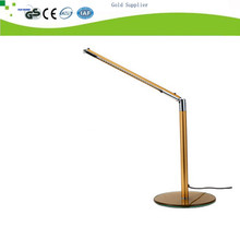 delicate eye protection flexible reading button switch led table lamp 2015 with usb port for study