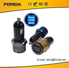Forida HYD-303C dual USB Car Charger Screw Shape 2 ports 3.1A&4.2A