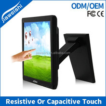 Stock Products Status and D-Sub,DVI,Serial,USB Interface Type 15 inch touch screen monitor