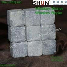 2 pezzi/setin pietra ollare whisky pietre regalo cool