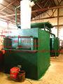 Segunda planta de aceite de motor negro reciclado, la regeneración del aceite del motor, coche máquina de destilación de aceite,