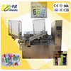 Automatic Aluminium Plastic Facial Wash Cosmetic Cream Filling Sealing Machine with Imported Parts Wholesale