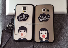 fancy cell phone cover case for samsung galaxy s4 Painting for samasung case