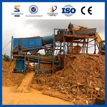 13 Years Manufacturing Experience Gold Miner of Machine for Washing