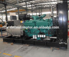 2014 novo projeto de motor cummins e alternador de stamford tipo aberto 1000 kva gerador diesel cummins