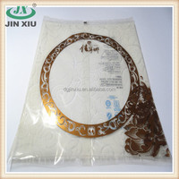 Middle-sealing cake decorating sealable plastic bag for mooncake food