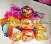celloline glass paper food grade wrapping colored cellophane paper rolls