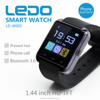 LEDO upgrade new design Android smart watch cell phone watch