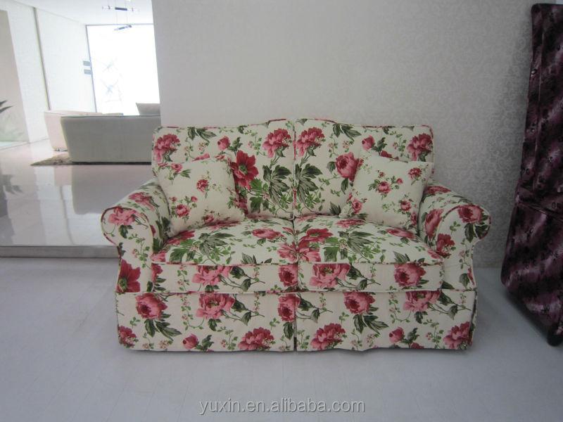 canap classique design motif floral tissu causeuse canap. Black Bedroom Furniture Sets. Home Design Ideas