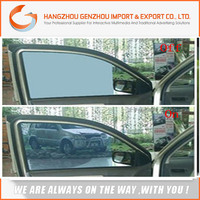 Best selling tempered smart tint film for car window factory