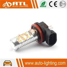Popular white 12-24V h1,h3,P13W,PY24W, 16W auto car led light